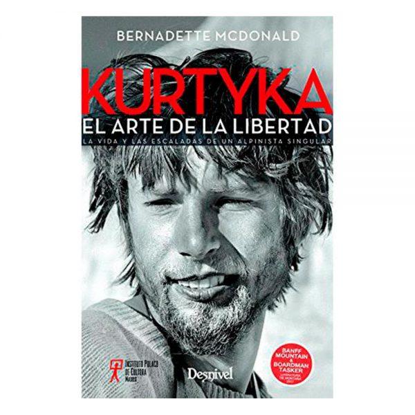 Kurtyka, El arte de la libertad. McDonald, Bernadette
