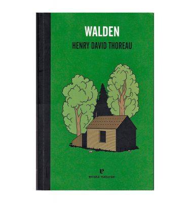 Walden. Thoreau. Errata Naturae